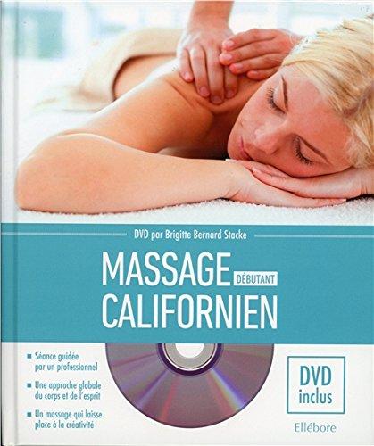 Massage californien - Débutant - Livre + DVD