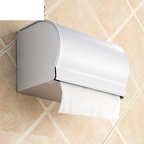space-waterproof aluminum series hand tray/Toilet paper shelf /tissue box/Long half shelf toilet