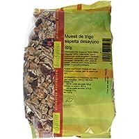 Biospirit Muesli de Espelta Desayuno de Cultivo Ecológico - 5 Paquetes de 500 gr - Total