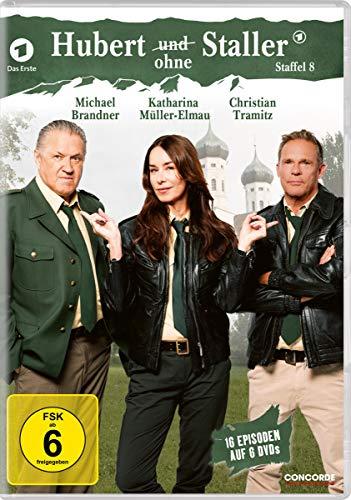 Staffel 8 (6 DVDs)