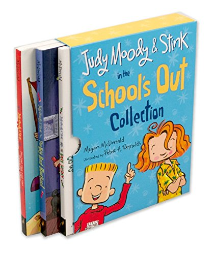 Judy Moody and Stink in the School's Out Collection di Megan McDonald