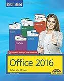 Office 2016 Bild für Bild: Sehen und Können. Für Word, Excel, Outlook, PowerPoint - Eine leicht verständliche Anleitung in Bildern. Komplett in Farbe. by Günter Born (2016-04-01)