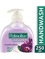 Palmolive Natural Hand Wash Black Orchid & Milk -250 ml