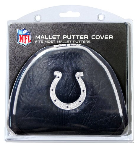 NFL Golf Putter Maillet Coque, Indianapolis Colts, Taille Unique
