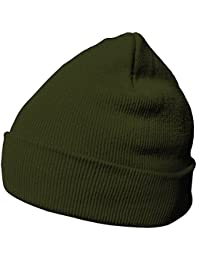 DonDon Wintermütze Mütze warm klassisches Design modern und weich
