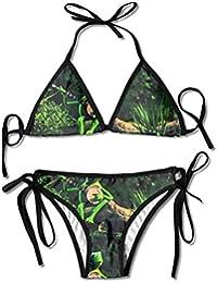 d85c2663f1f1 Amazon.es: CAMISETA SURF - Bikinis / Ropa de baño: Ropa