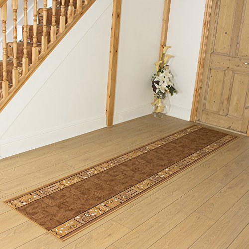 Ramses Beige - Long Hall & Stair Carpet Runner