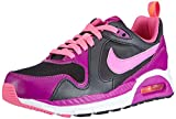 Nike Air Max Trax, Unisex-Kinder Sneakers,Schwarz (Black/Pink Power-Total Orange-Bold Berry) , 38 EU (5 Kinder UK)