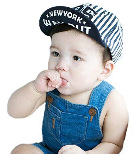 Infant Baby Kleinkind Baseball Cap Sun Hat Baumwolle Sun Schutz Krempe Bucket Hat Cap für Baby Mädchen Jungen 12–36Monate
