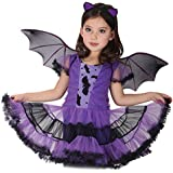 Laozan costumi di halloween per bambina pipistrello for Amazon vestiti bambina