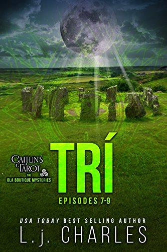 Trí: Caitlin's Tarot: The Ola Boutique Mysteries (English Edition)