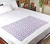 #8: MOSGARD- Mosquito Repellent Blanket (Lavender Teddy-S)