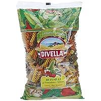 DIVELLA Fusilli Tricolor - 500 g
