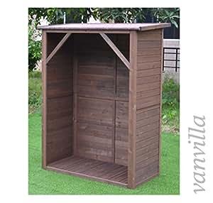 vanvilla holz kaminholzregal brennholzregal kaminholz. Black Bedroom Furniture Sets. Home Design Ideas