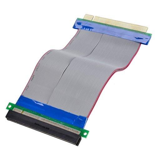 adaptare 49113 PCIe x16 Riser-Kabel 15 cm