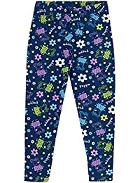 Peppa Pig Girls Leggings Ages 18 Months To 8 Years