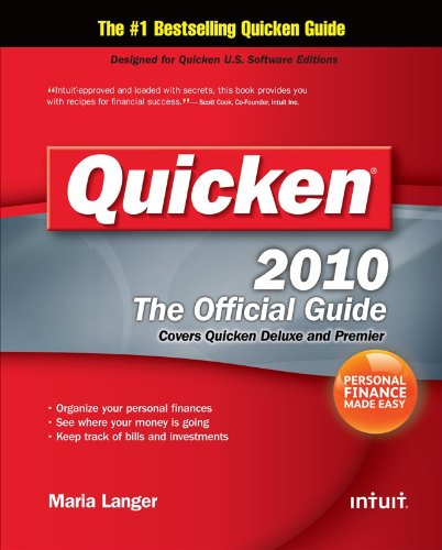 quicken-the-official-guide