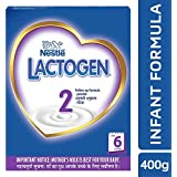 Nestle Lactogen 2 Follow-Up Infant Formula Powder, After 6 months, 400g Pack