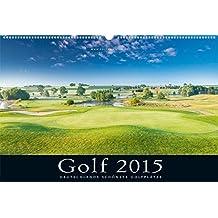 Golfkalender 2015: Deutschlands schönste Golfplätze
