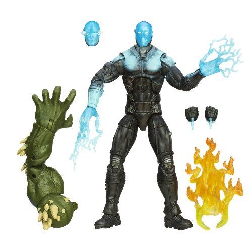 Spider-Man Marvel The Amazing 2Marvel Legends Infinite Series MARVEL 'S ELECTRO Figur 15,2cm