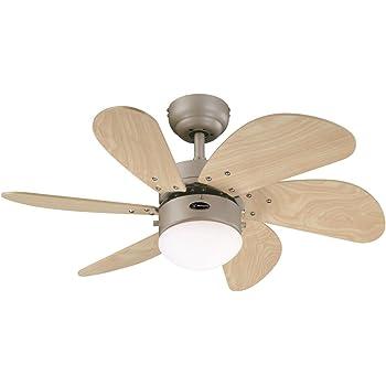 Westinghouse Turbo Swirl 78158 Ventilateur de plafond (Import Allemagne)