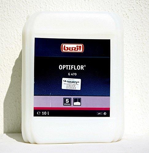 Buzil G470 Optiflor Teppichshampo Teppichreiniger 10 Liter
