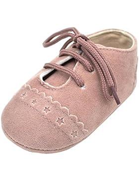 Für Neugeborene Baby Kleinkinder Sneaker, yoyoug Tolles Geschenk für Ihren Baby Tuch Mokassins weicher Schuhe...