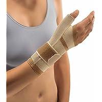 Bort Daumen Hand Bandage komprimierend Handgelenk Bandage Stütze Stabiliserung, hautfarben, M preisvergleich bei billige-tabletten.eu