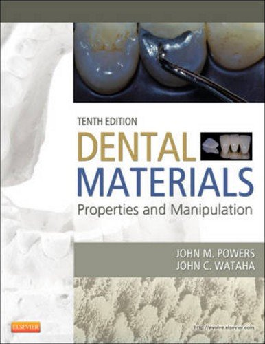Dental Materials Properties And Manipulation Pdf