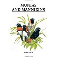 Munias and Mannikins (Helm Identification Guides)