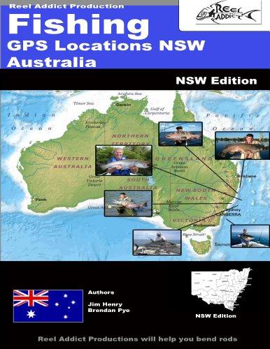 Fishing GPS Locations NSW Australia (English Edition) Gps-fisch