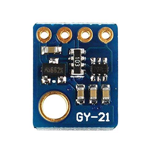 Baoblaze GY-21-HTU21 Temperatur und Feuchtigkeitssensor Modul Ersatzteile für Arduino (SHT21)