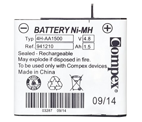 Compex 941210 Batteria Standard a 4 Cellule
