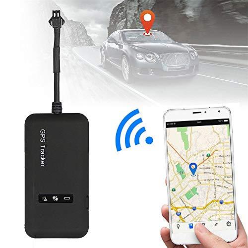KEZIO Fahrzeug GPS Tracker Motorrad Auto Fahrrad Diebstahlsicherung GPS Tracking Device Locator Echtzeit GPS Tracking