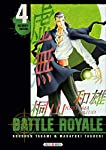 Battle Royale Ultimate edition Tome 4