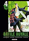 Battle Royale - Ultimate Edition 04 par Takami