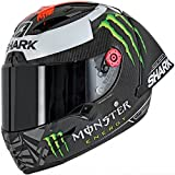 Shark Race-r Pro GP LORENZO Carbon Red Silver DRS Gr. XS