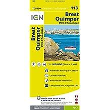 Brest / Quimper ign