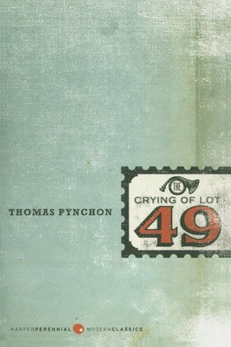 The Crying of Lot 49 (Perennial Fiction Library)