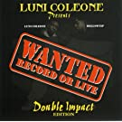 Wanted Record Or Live
