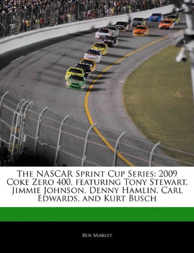 pit-stop-guides-nascar-sprint-cup-series-2009-coke-zero-400-featuring-tony-stewart-jimmie-johnson-de