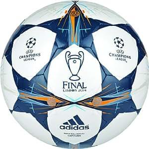 Official Adidas UEFA CHAMPIONS LEAGUE 2014 Football (G82967 White)