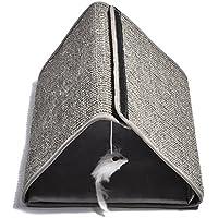 Jannyshop Tablero Rascador de Sisal para Gatos para Protector de Colchón Tamaño Grande