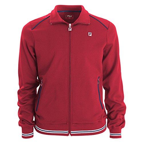 Fila Herren Jacket Joe Men Trainingsanzüge rot L