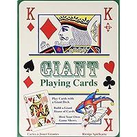 Juego de cartas - muy grande