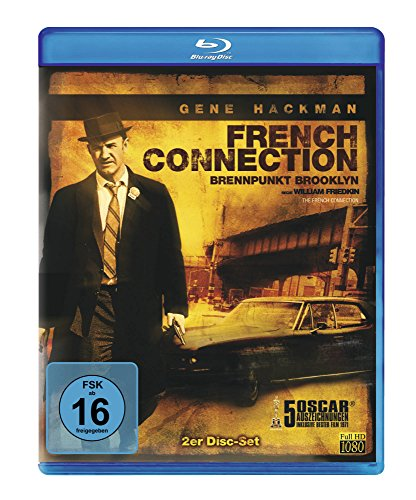 Bild von French Connection - Brennpunkt Brooklyn [Blu-ray]