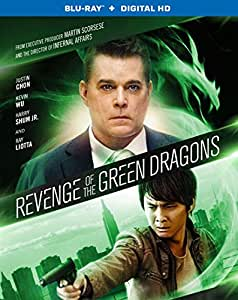 Revenge of the Green Dragons [Blu-ray] [Import anglais]