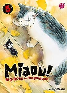 Miaou ! Big-Boss le Magnifique Edition simple Tome 5