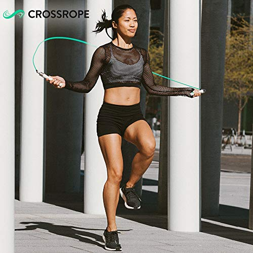 Crossrope Springseil Lean Set- Speed   Rope und Strength Rope