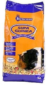 Supa Guinea Pig Food 3kg by Supa